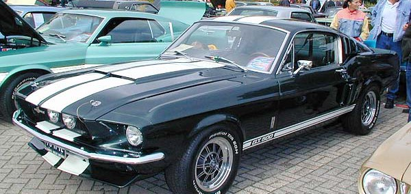 Ford Shelby 1967 Photo - 1