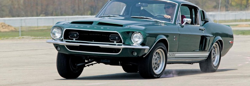 Ford Shelby 1968 Photo - 1