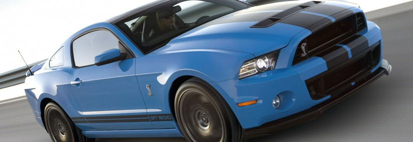 Ford Shelby 2013 Photo - 1