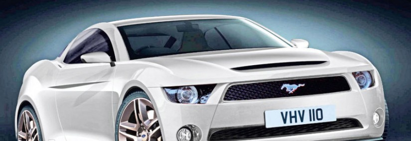 Ford Shelby 2015 Photo - 1