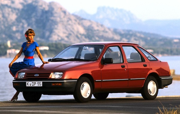 Ford Sierra 1982 Photo - 1