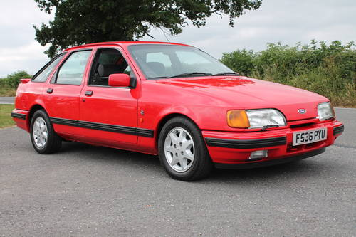 Ford Sierra 1993 Photo - 1