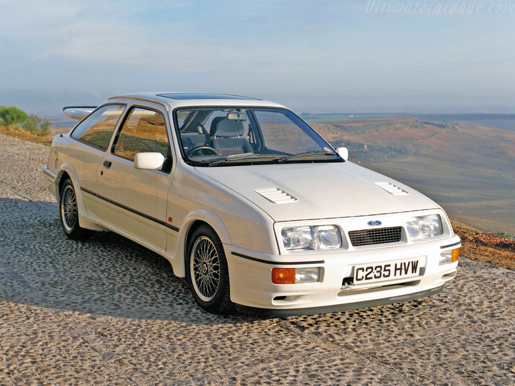 Ford Sierra 2015 Photo - 1