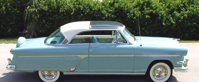Ford Skyliner 1954 Photo - 1