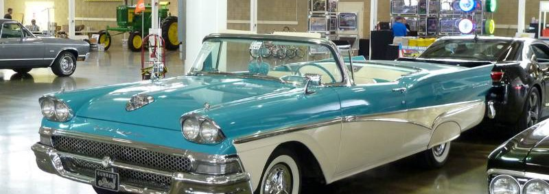 Ford Skyliner 1958 Photo - 1