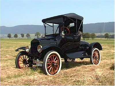 Ford T 1908 Photo - 1