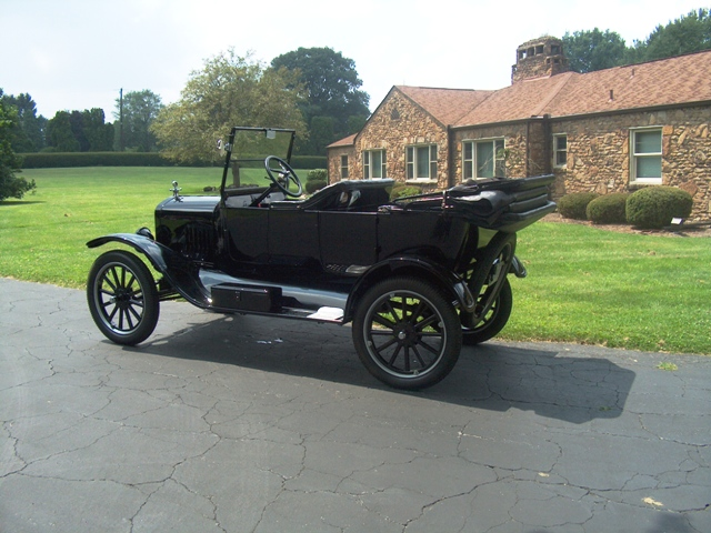 Ford T 1923 Photo - 1
