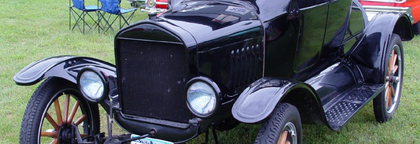 Ford T 1929 Photo - 1