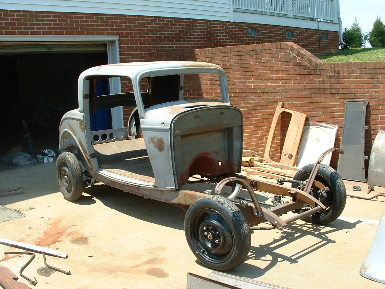 Ford T 1932 Photo - 1