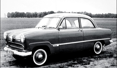 Ford Taunus 1957 Photo - 1