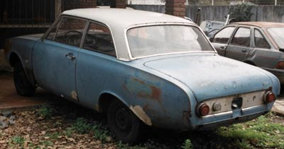 Ford Taunus 1961 Photo - 1