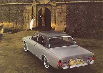 Ford Taunus 1964 Photo - 1