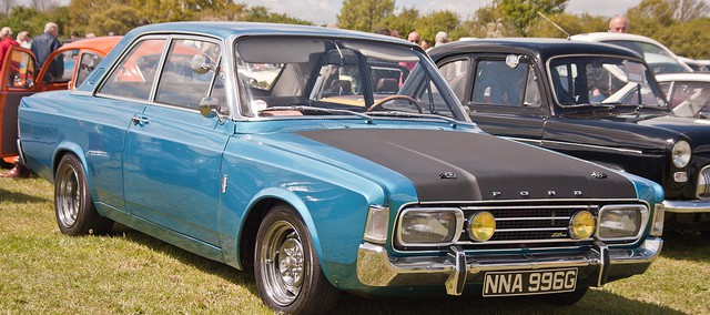 Ford Taunus 1969 Photo - 1