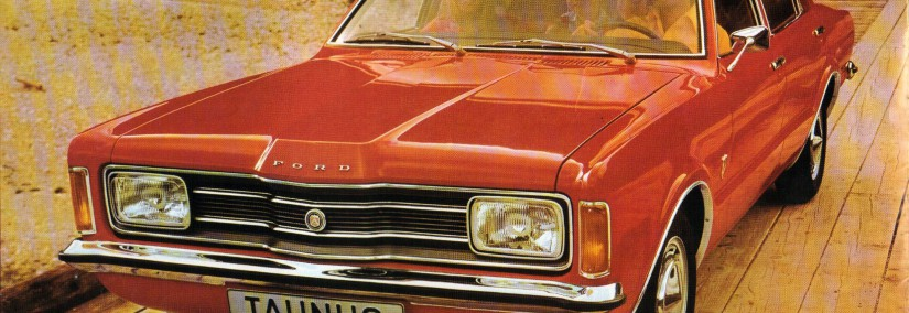 Ford Taunus 1974 Photo - 1