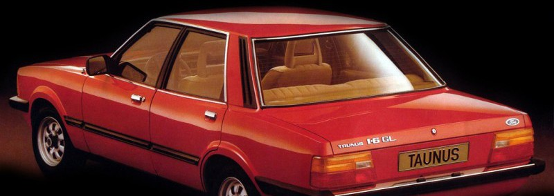 Ford Taunus 1979 Photo - 1