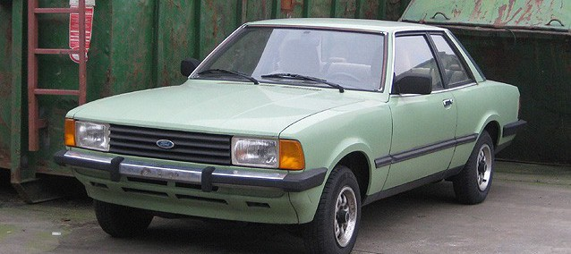 Ford Taunus 1980 Photo - 1