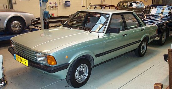 Ford Taunus 1981 Photo - 1
