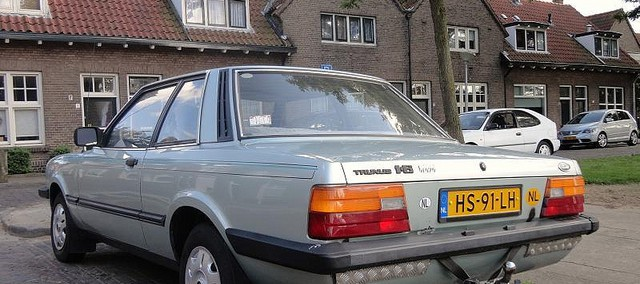 Ford Taunus 1982 Photo - 1