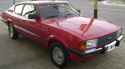 Ford Taunus 1983 Photo - 1
