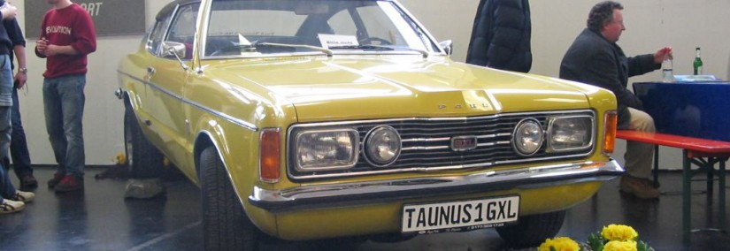 Ford Taunus 2000 Photo - 1