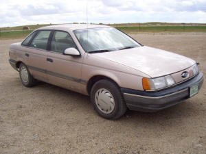 Ford Taurus 1991 Photo - 1