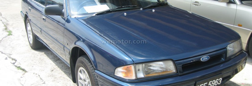 Ford Telstar 1994 Photo - 1