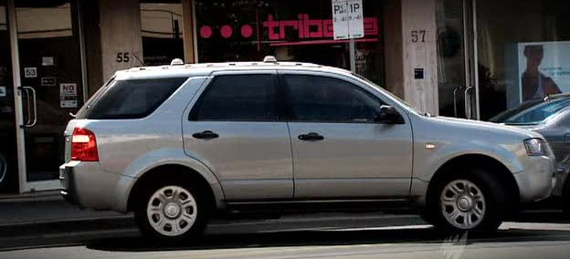 Ford Territory 2004 Photo - 1