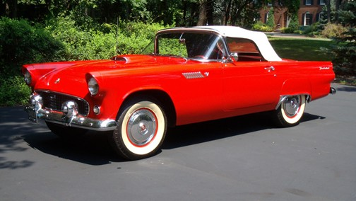 Ford Thunderbird 1953 Photo - 1