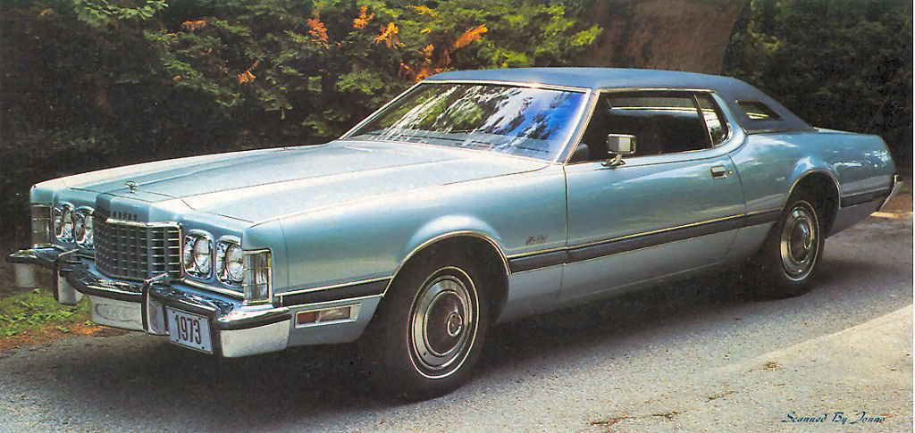 Ford Thunderbird 1973 Photo - 1