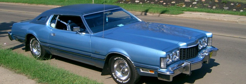 Ford Thunderbird 1976 Photo - 1