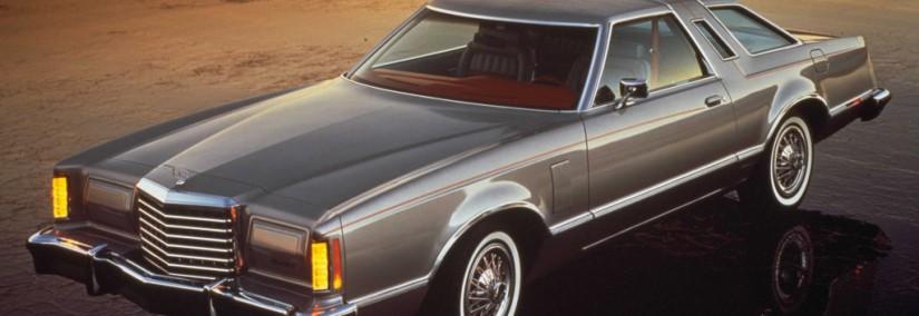 Ford Thunderbird 1977 Photo - 1