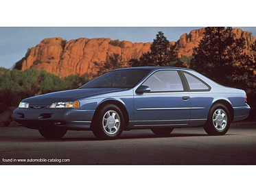 Ford Thunderbird 1990 Photo - 1