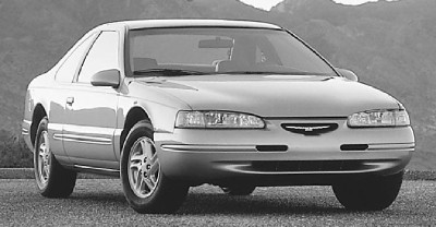 Ford Thunderbird 1993