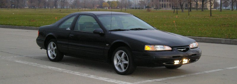 Ford Thunderbird 1998 Photo - 1