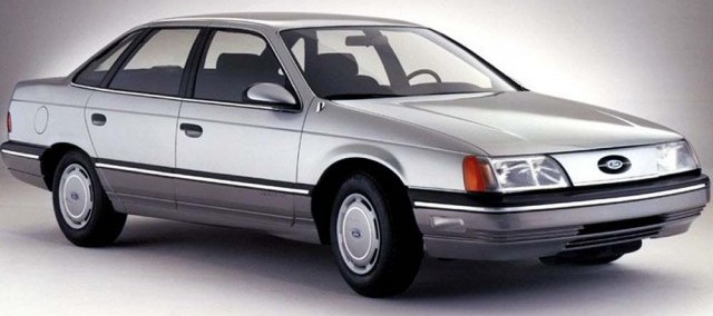 Ford Topaz 1986 Photo - 1