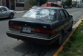 Ford Topaz 1990 Photo - 1