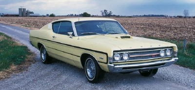 Ford Torino 1969 Photo - 1