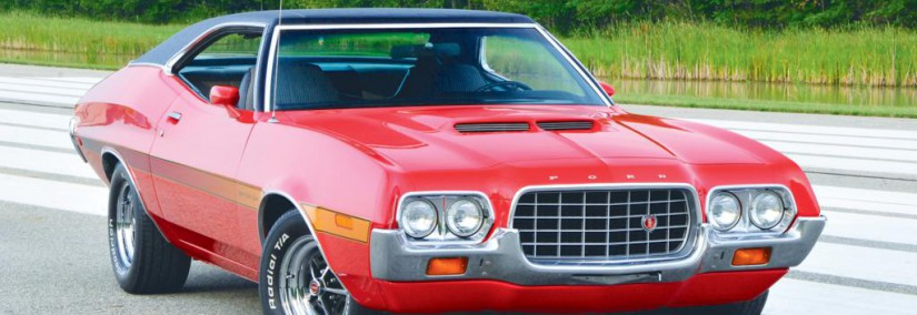 Ford Torino 1972 Photo - 1