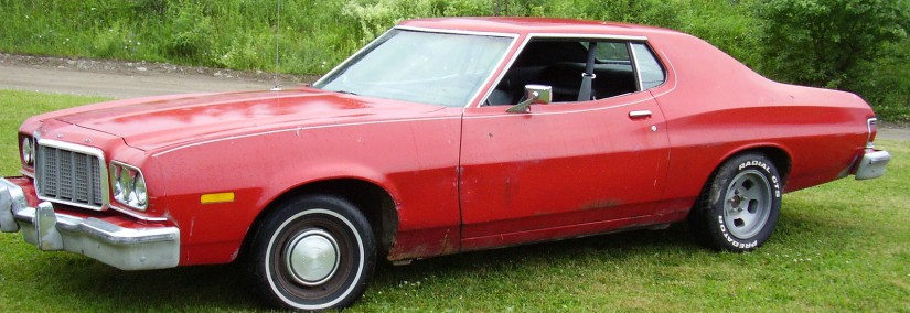 Ford Torino 1976 Photo - 1