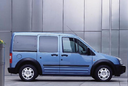 Ford Tourneo 2006 Photo - 1