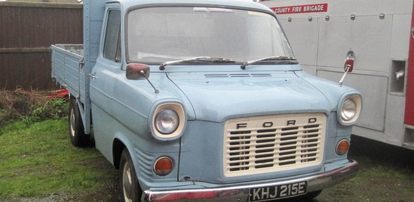 Ford Transit 1967 Photo - 1