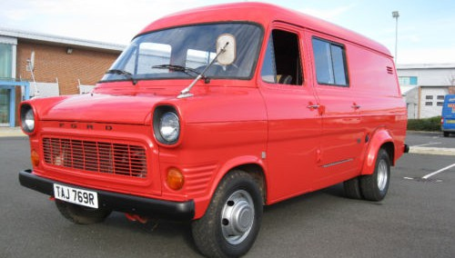 Ford Transit 1976 Photo - 1