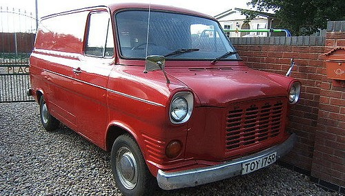 Ford Transit 1977 Photo - 1