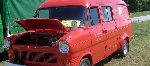 Ford Transit 1978 Photo - 1