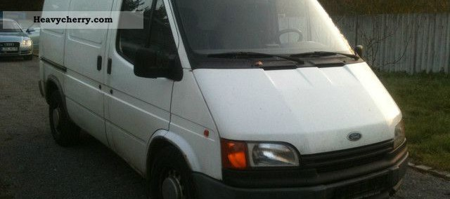 Ford Transit 1991 Photo - 1