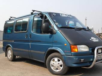 Ford Transit 1996 Photo - 1