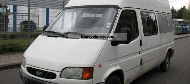 Ford Transit 1997 Photo - 1