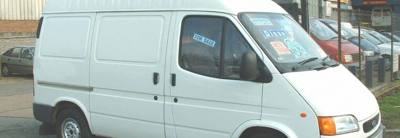 Ford Transit 2002 Photo - 1