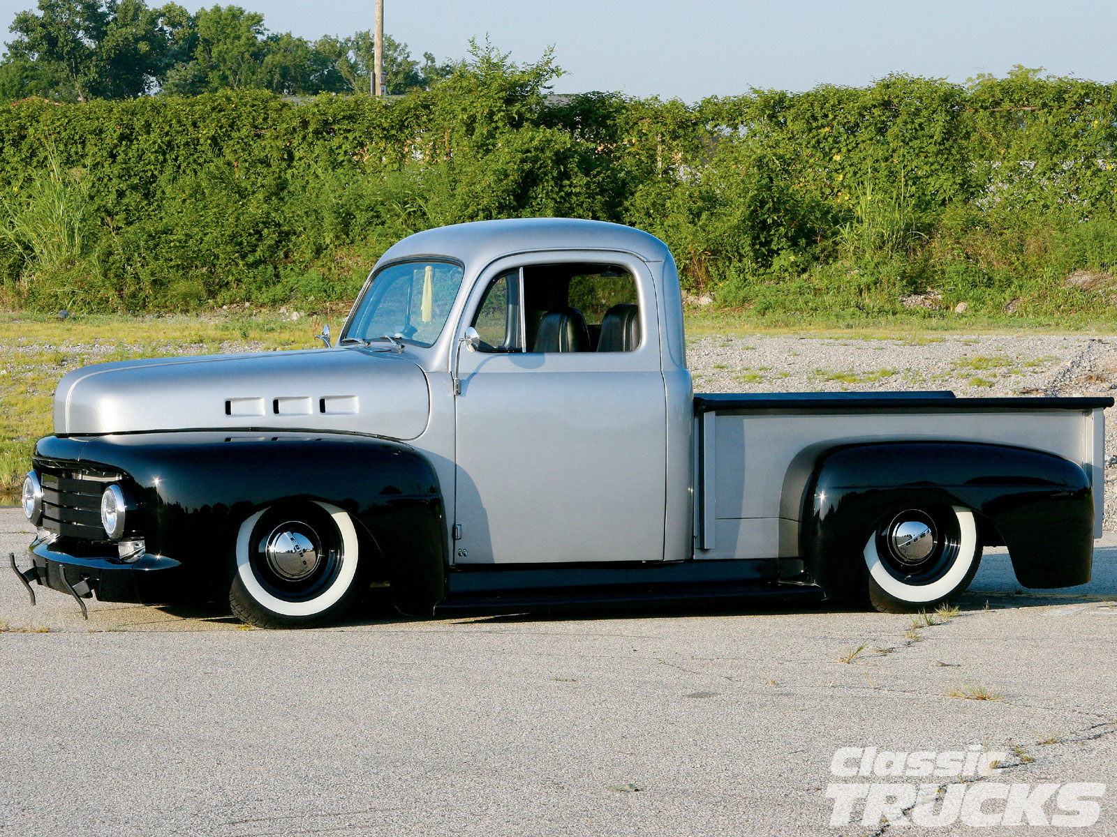 Ford Truck 1948 Review Amazing Pictures And Images