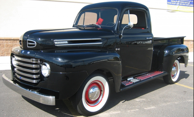 Ford Truck 1950 Photo - 1